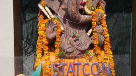 Ganesh-Sthapna