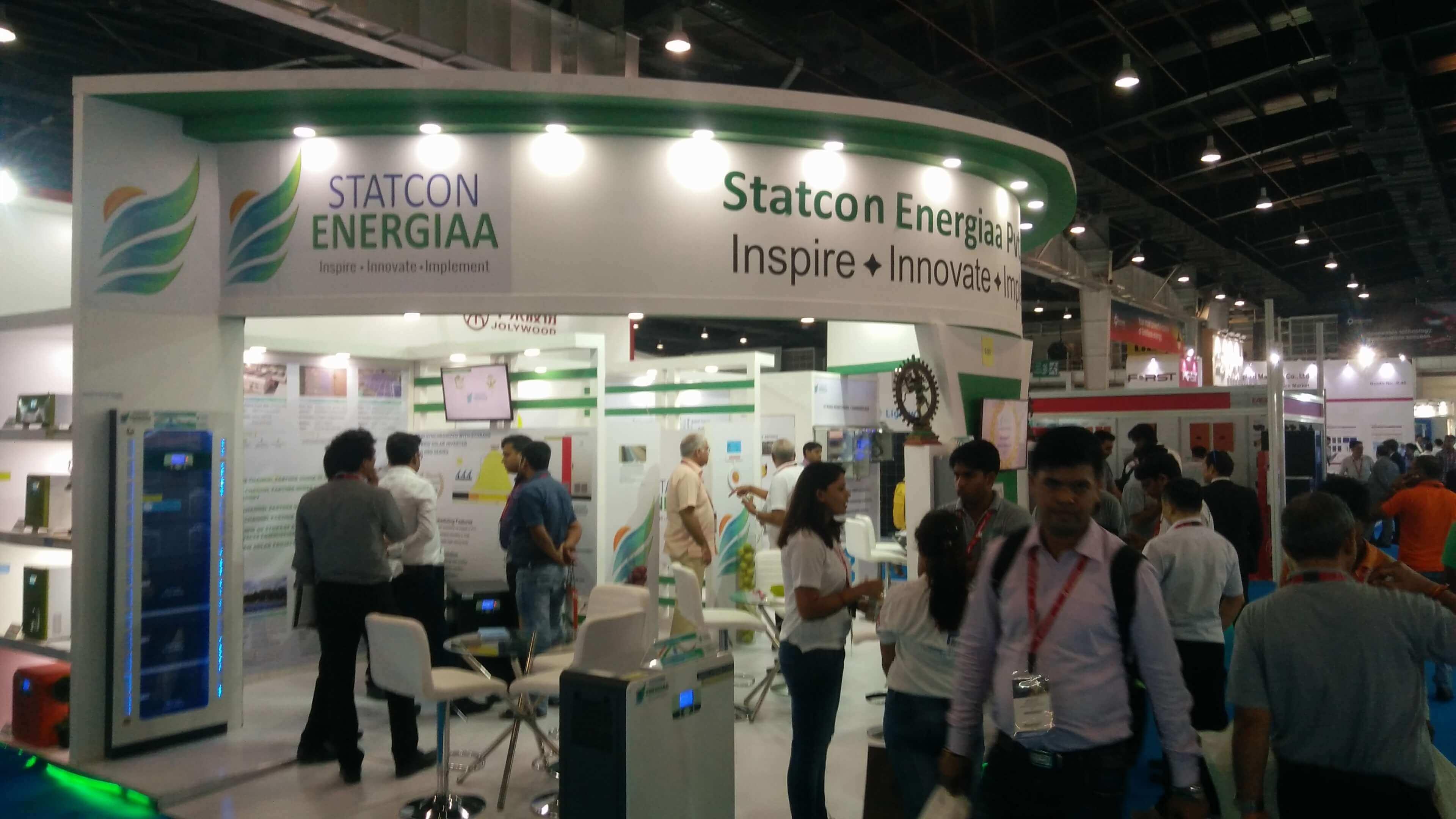Energiaa 2017 REI Stall