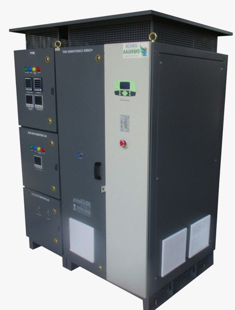 Solar Central Inverters