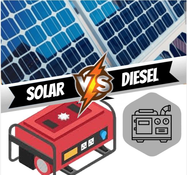 Solar vs Diesel
