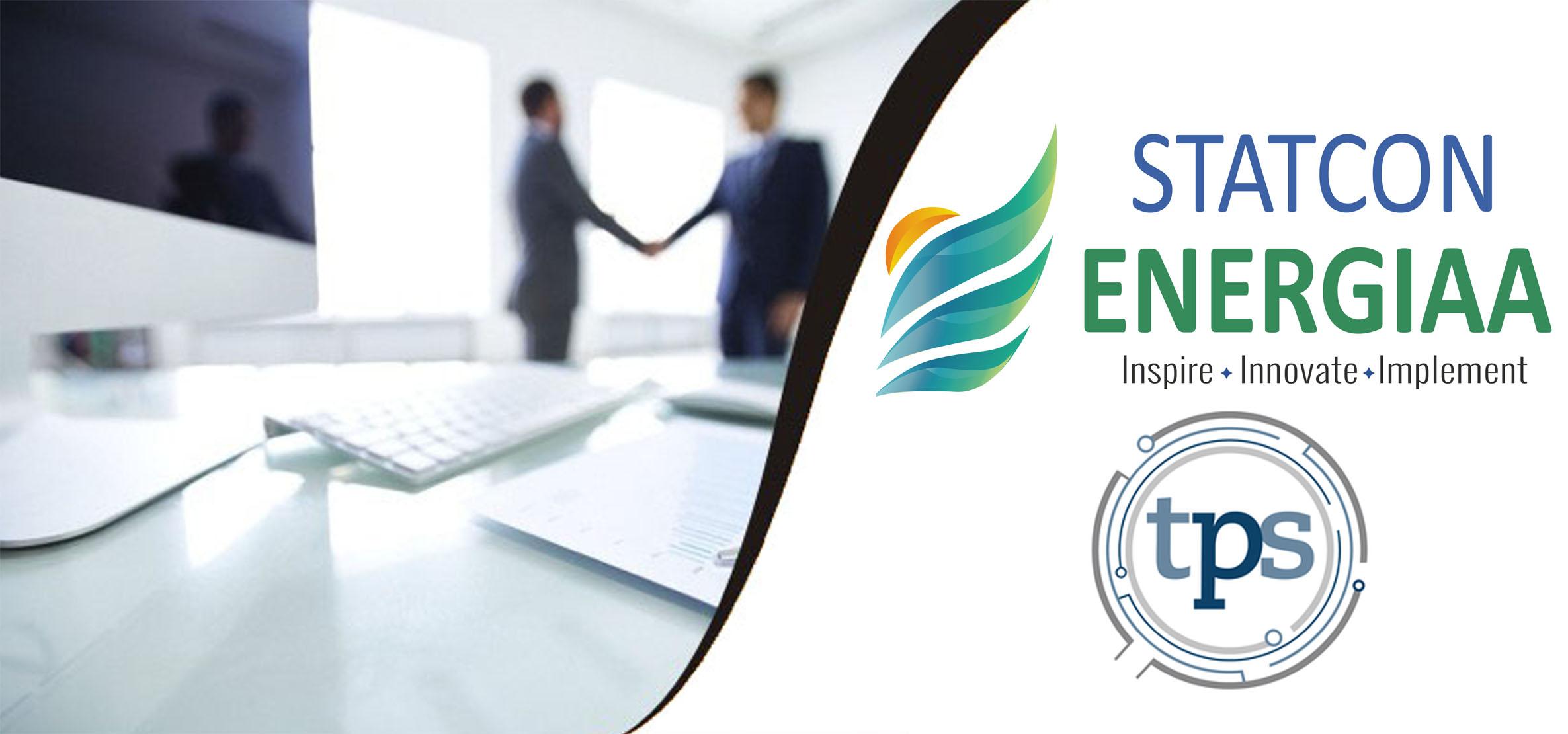 Statcon Energiaa Partnership with TPS